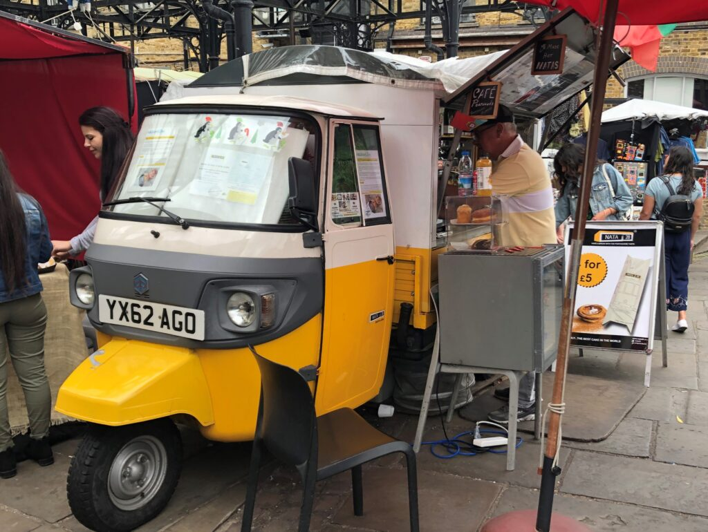 Catering, street food and mobile bar trailers: Tuc Tuc 1024x770 About Us
