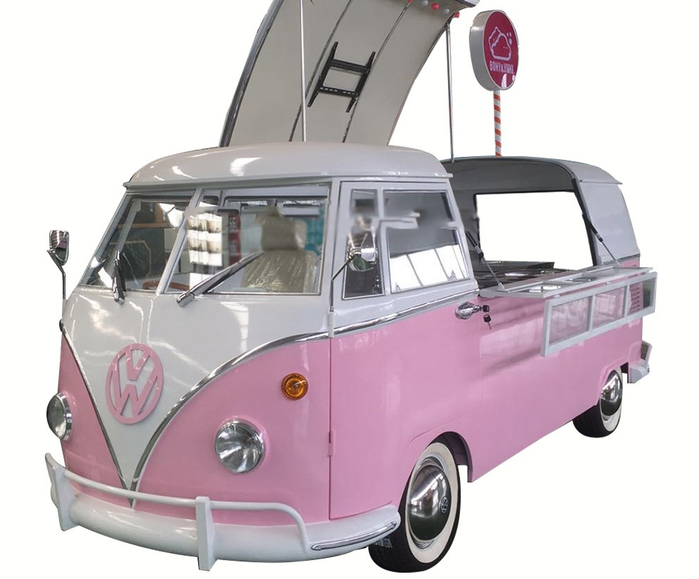 Catering, street food and mobile bar trailers: VW Food Trailer About Us
