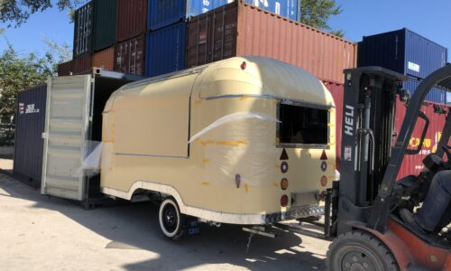 Catering, street food and mobile bar trailers: IMG 4158 500x300 Shipping & Modifications